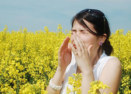 Сильная форма аллергии ушла бесследно