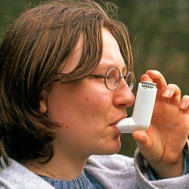 Я уже не пользуюсь лекарством от астмы и почти восстановился сон, появляются силы