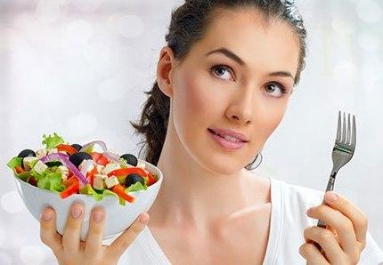 Занятия на тренажере влияют на выбор полезных продуктов