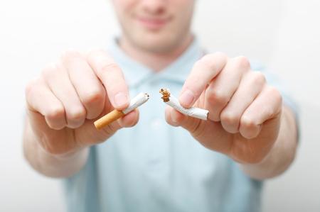 Наметились сдвиги в постепенном отвыкании от табакокурения