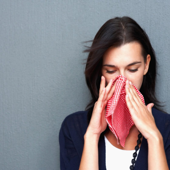 Аллергия, гайморит, астма – даже о них не вспоминаем!