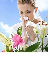 Аллергия и тренажер Фролова