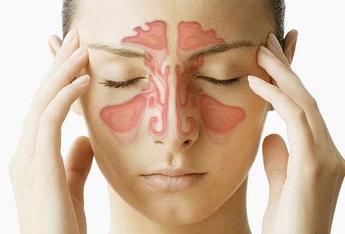 Лечение гайморита (насморка) – ТДИ-01 «Третье дыхание»