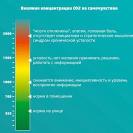 Влияние углекислого газа: мнение врачей