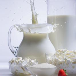 Молочный вопрос