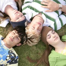 Сила дыхания для подростков…