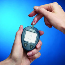 Лечение сахарного диабета 2 типа с помощью тренажера Фролова ТДИ-01