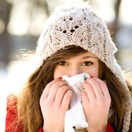 Аллергия на мороз, симптомы и лечение
