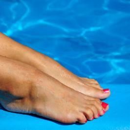 Аллергия на ногах