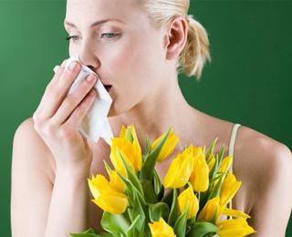 Аллергия на комнатные цветы