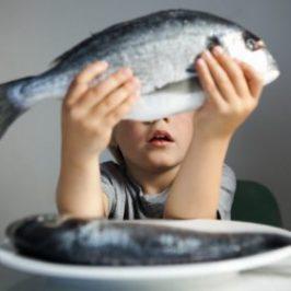 Аллергия у детей на рыбу