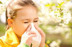 Симптомы и признаки аллергии у детей