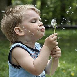 Как вылечить аллергию у ребенка