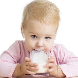 Аллергия на коровий белок молока