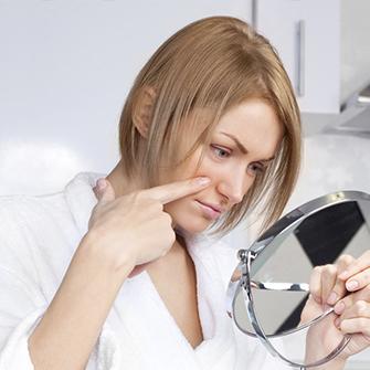 Аллергия на косметику, симптомы и лечение