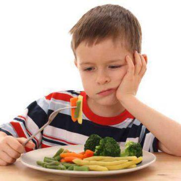 Питание при аллергии у детей