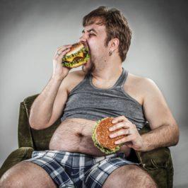 Как сбросить лишний вес мужчине?
