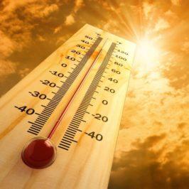 Занятия на тренажере в очень жаркую погоду!