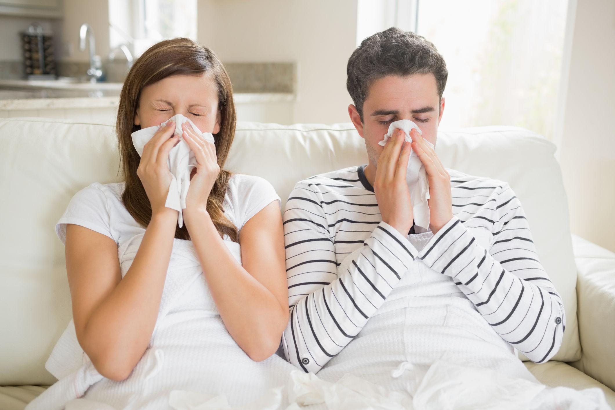 Как укрепить иммунитет при частых болезнях